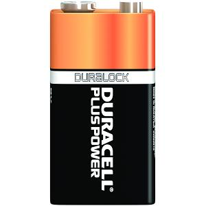 Bateria Duracell Plus Power 9v ( 12 szt.)