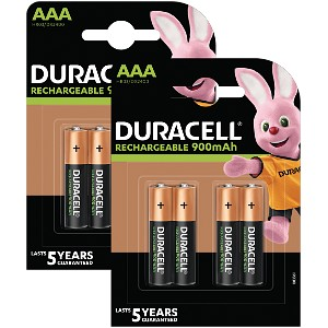 Baterie Duracell Pre-Charged AAA 800mAh 8pk