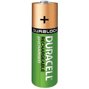 Baterie Duracell Pre-Charged AA 2500mAh x 16