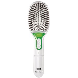 Satin Hair7 IONTEC Brush White