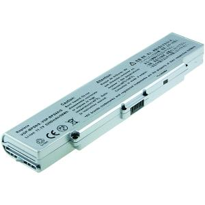 Vaio VGN-CR92NS Battery (6 Komory)