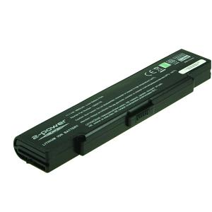 Vaio VGN-FE33B/W Battery (6 Komory)