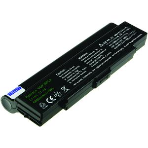 Vaio VGN-CR92NS Battery (9 Komory)