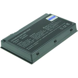 TravelMate 2413WLCi Battery (8 Komory)