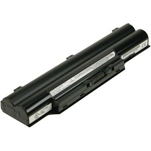 LifeBook AH54/H Battery (6 Komory)