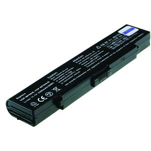 Vaio VGN-CR13/W Battery (6 Komory)