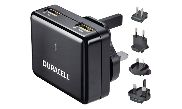 2.4A + 1A Dual USB Travel Charger