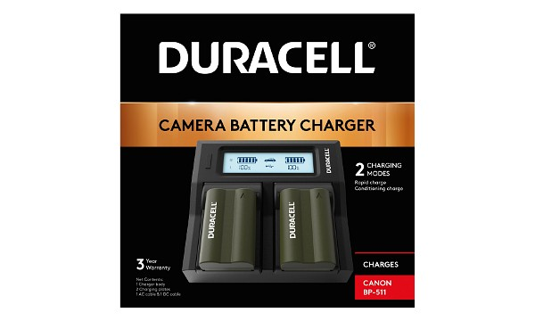 BP-511 Canon BP-511 Dual Battery Charger